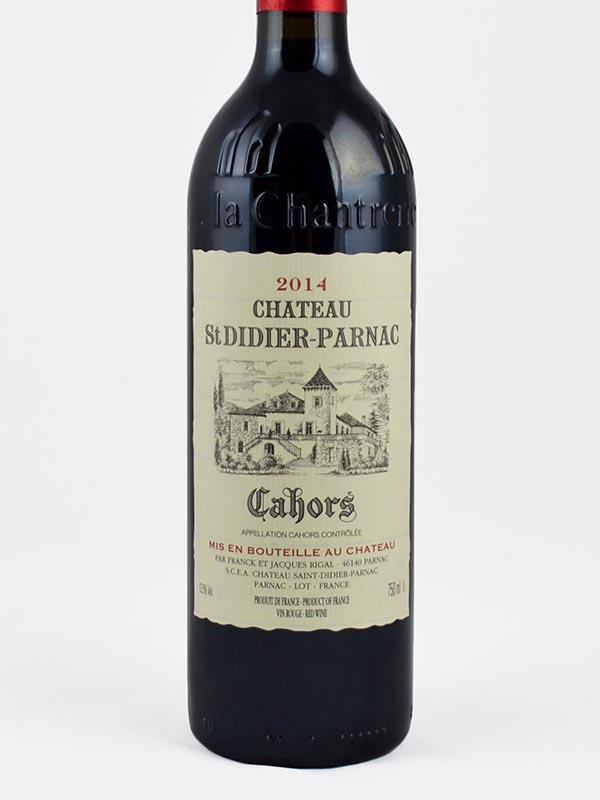 Cahors saint didier de parnac étiquette