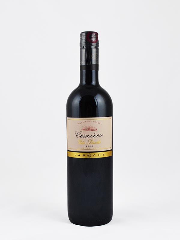 Carmenere wine of chile