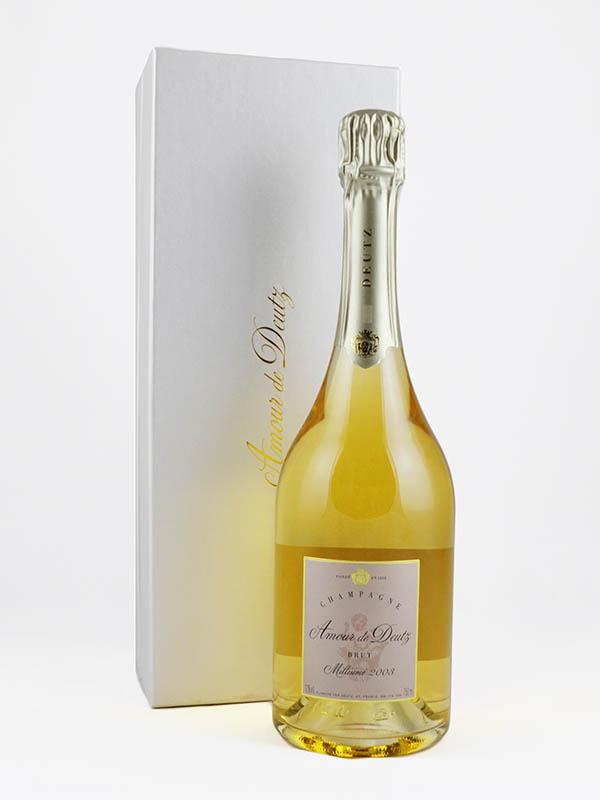 champagne amour de deutz millesime