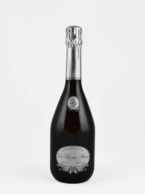 champagne de sloovere pienne prestige etiquette