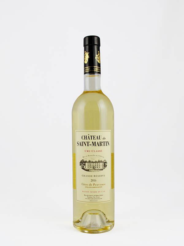 chateau saint martin blanc cru classe