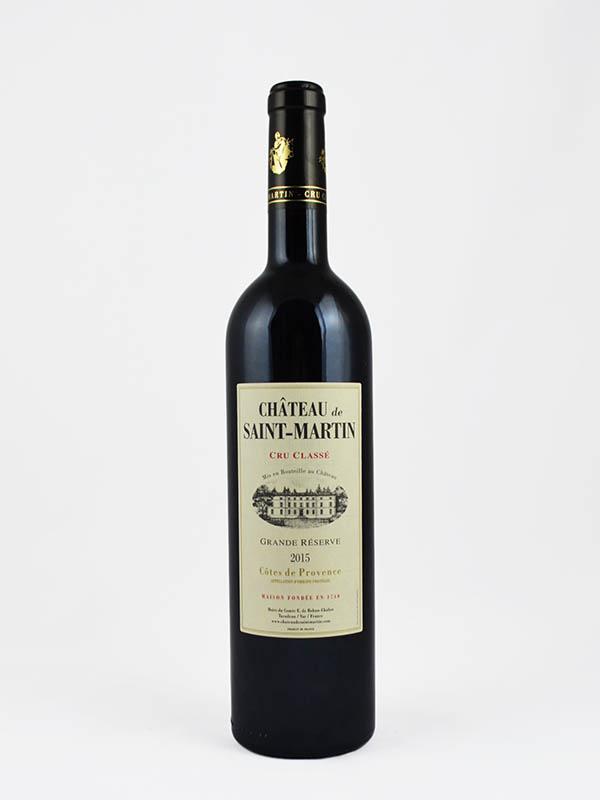chateau saint martin rouge cru classe