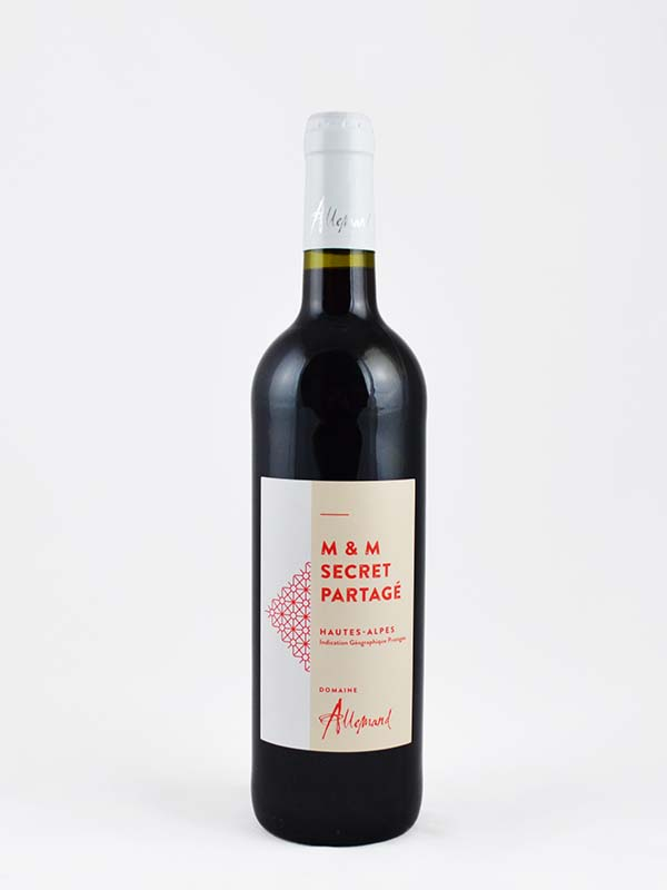 Domaine Allemand rouge m & m