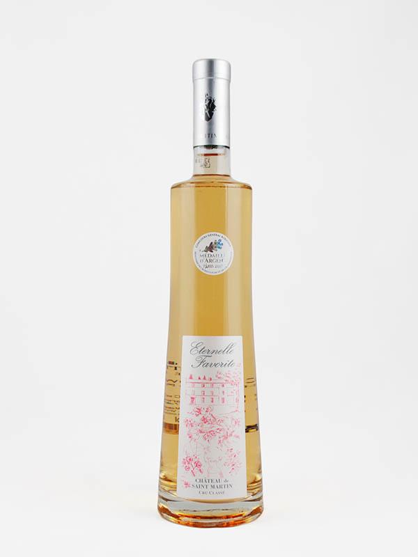 eternelle favorite cru classe chateau saint martin