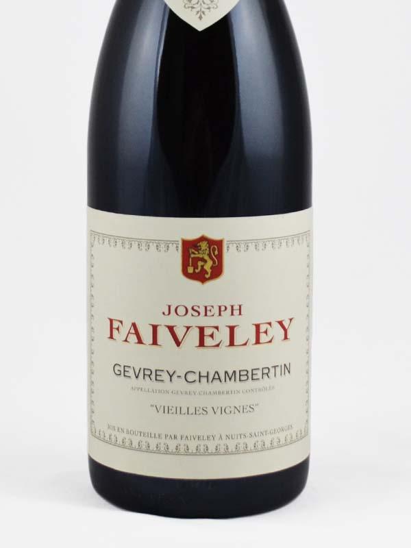 gevrey chambertin vieilles vignes etiquette