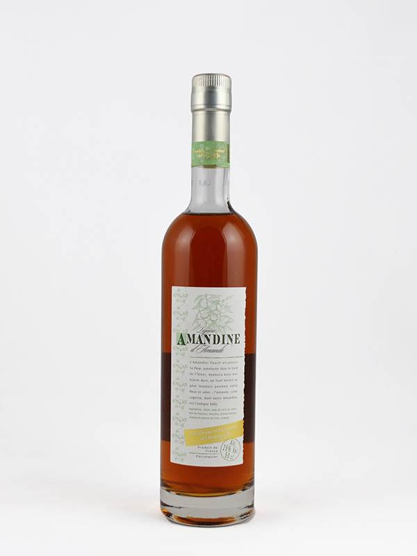 liqueur d'amande amandine 25 degres