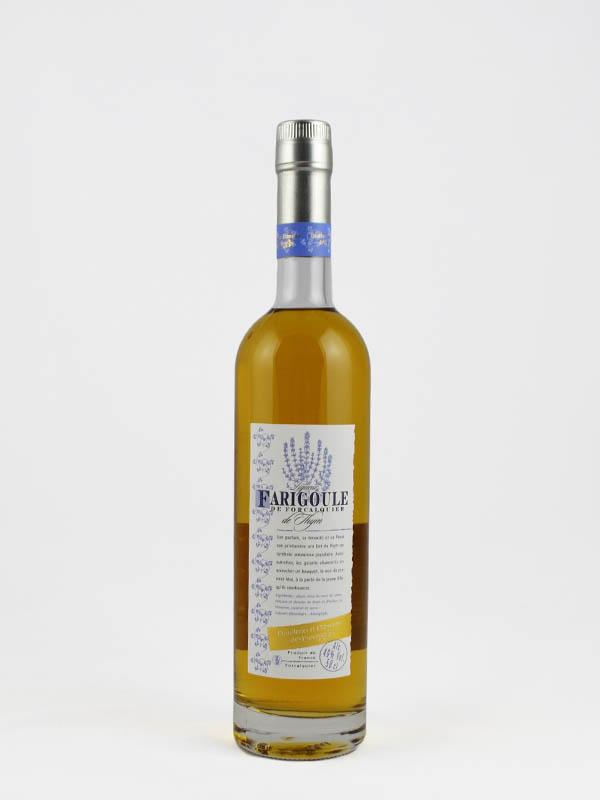liqueur de thym farigoule 40 degres