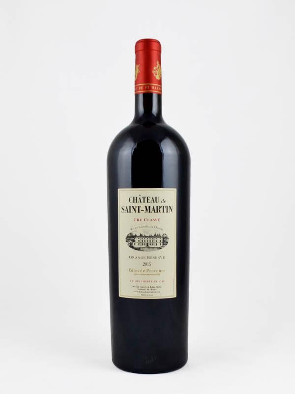 magnum chateau saint martin rouge cru classe