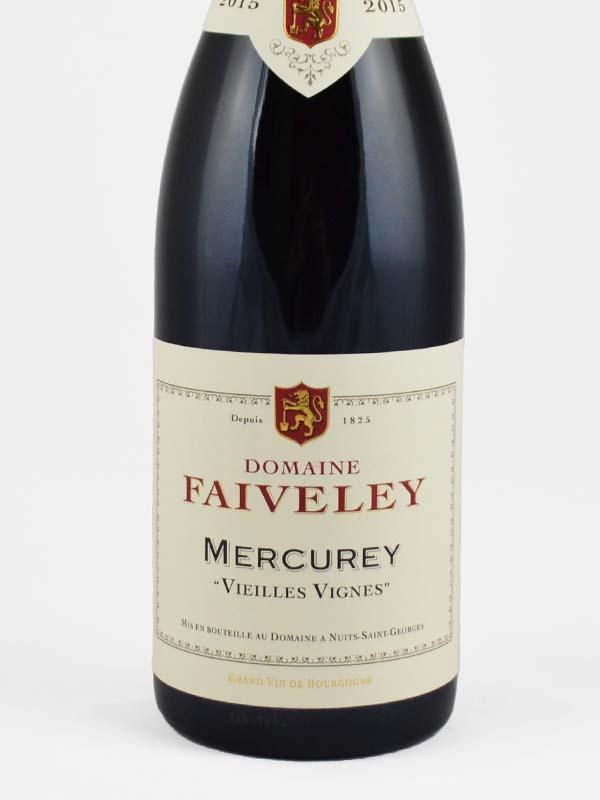 mercurey vieilles vignes etiquette