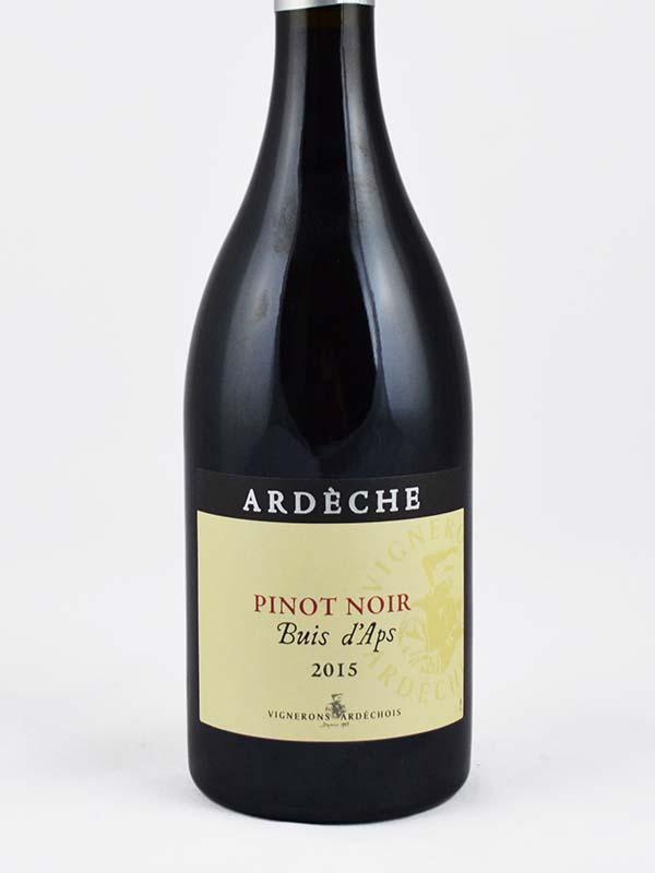 Pinot noir Buis d'Aps étiquette