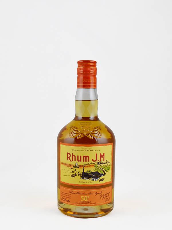 rhum ambre JM martinique 50