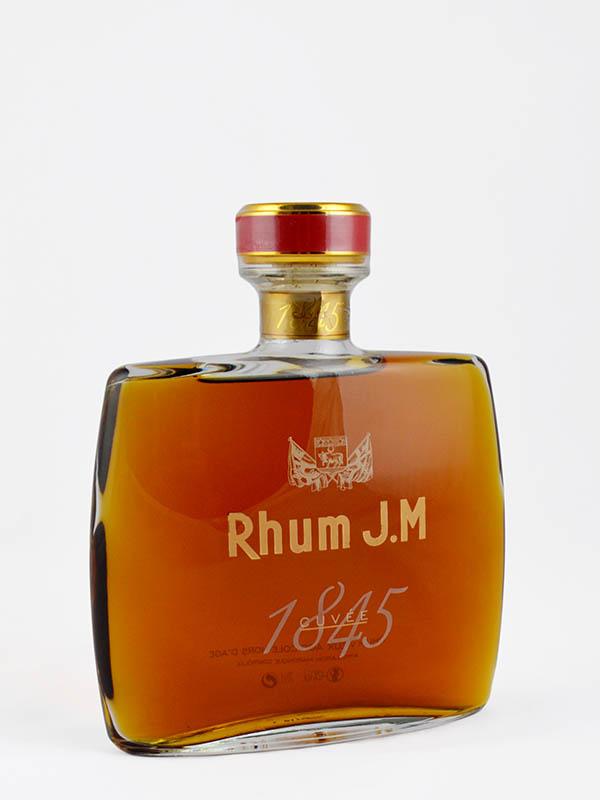 rhum vieux JM cuvee 1845