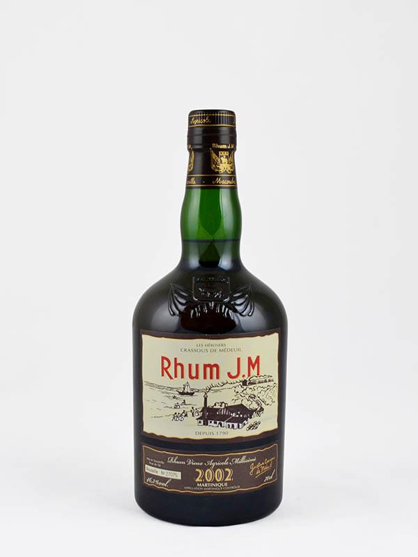 rhum vieux JM martinique 2002 46°