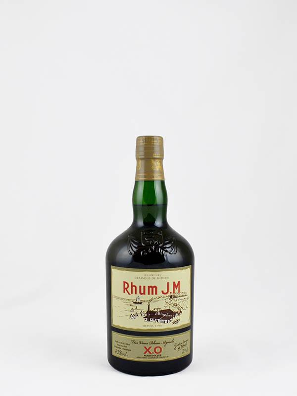 rhum vieux JM martinique 45