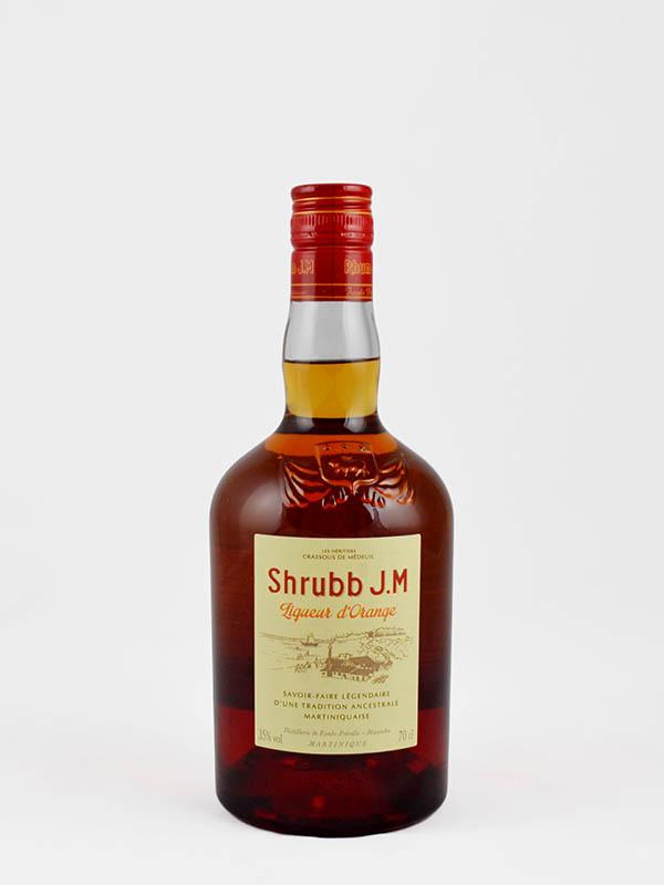 shrubb JM liqueur d'orange