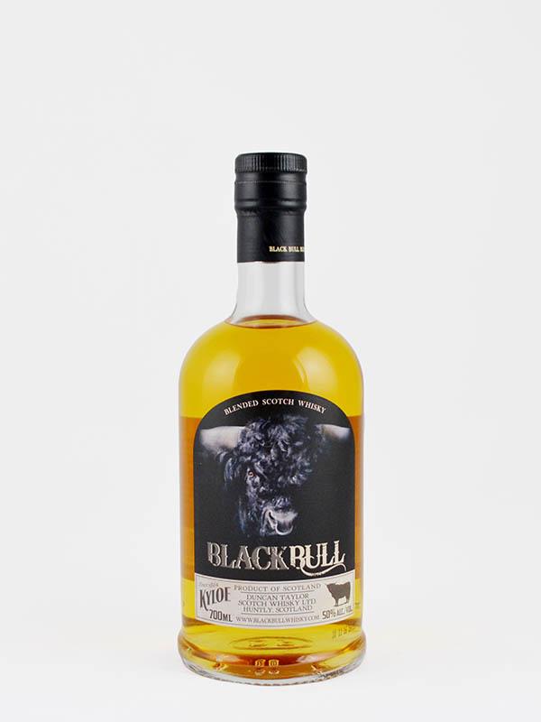 whisky black bull