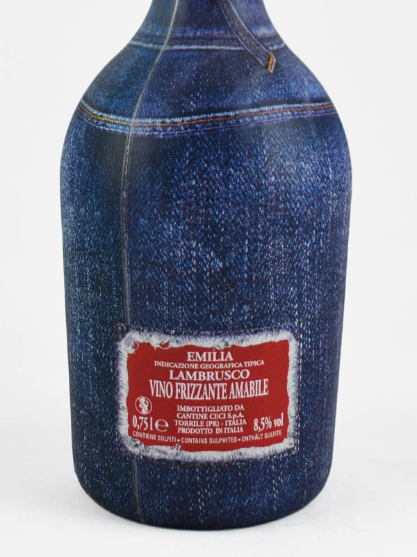lambrusco emilia rouge etiquette