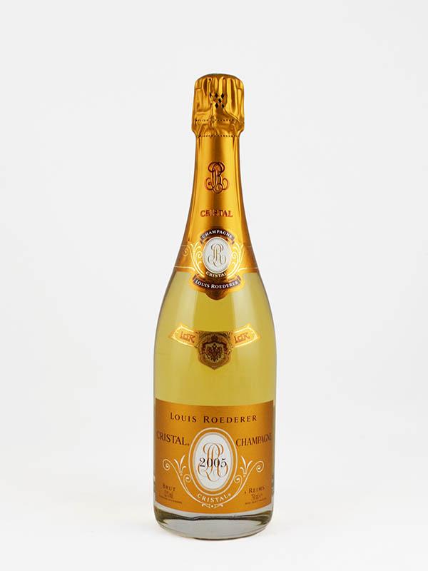 roederer cristal champagne brut