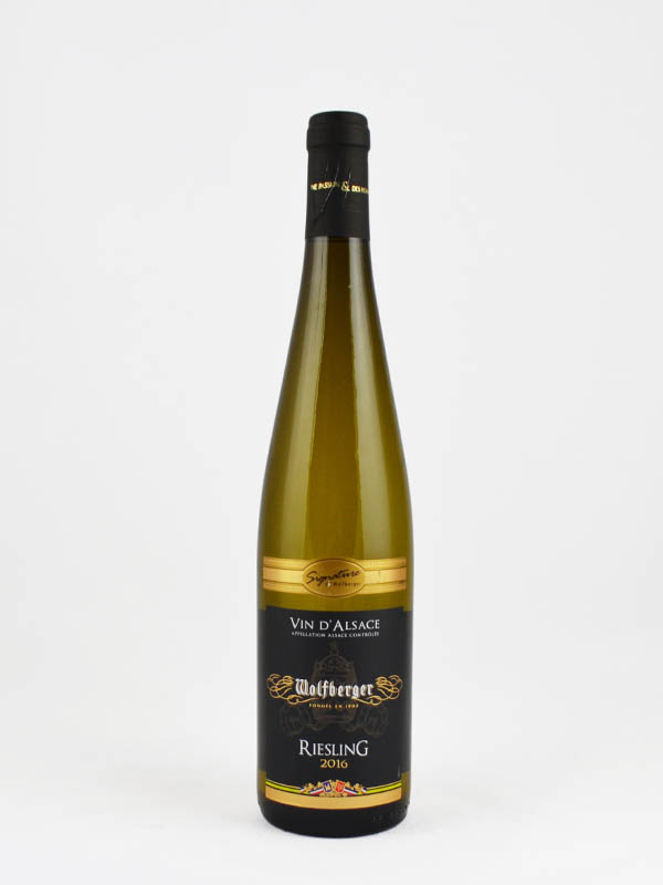 vin d'alsace wolfberger riesling