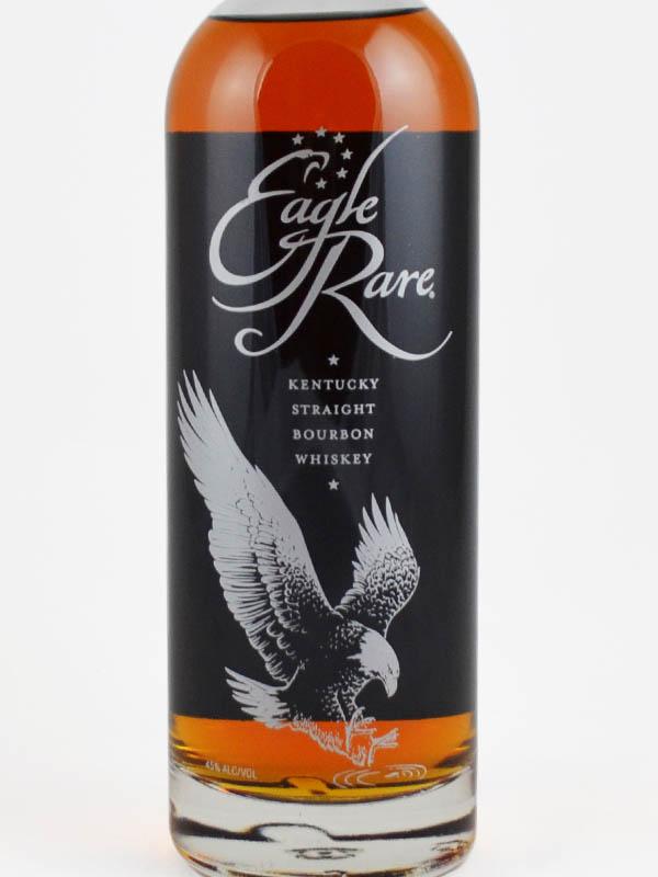 whisky bourbon eagle rare etiquette