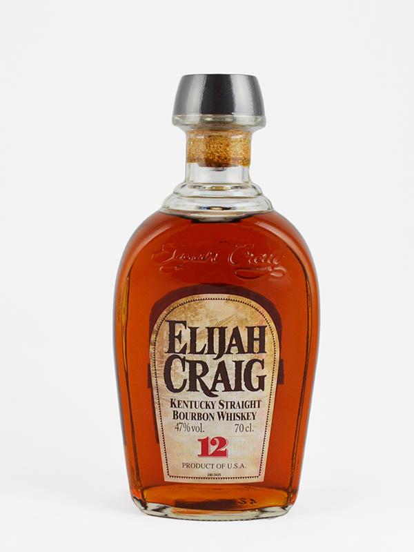 whisky bourbon elijah craig 12 ans