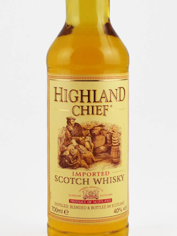 whisky highland chief etiquette