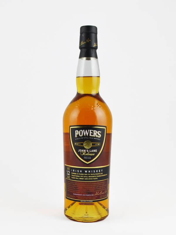 whisky john powers irlandais