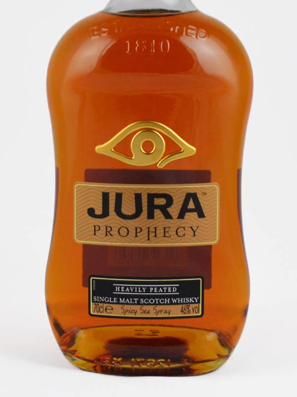 whisky jura prophecy etiquette
