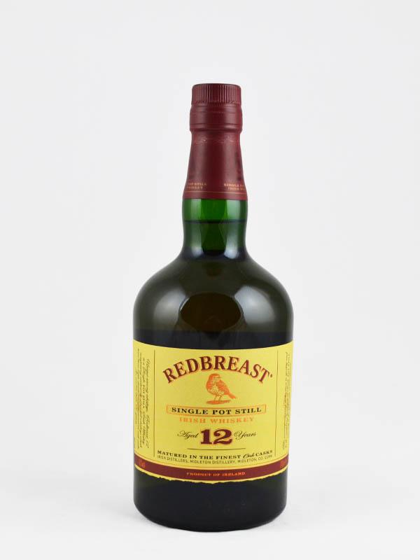 whisky redbreast irlande 12 ans