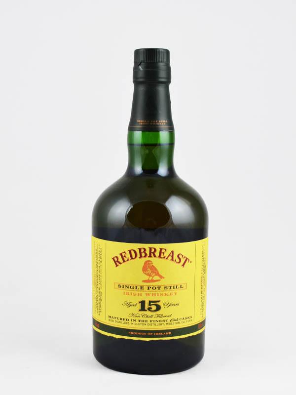 whisky redbreast irlande 15 ans